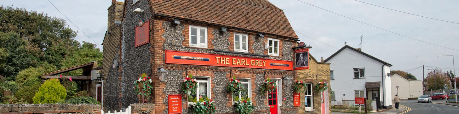 The Earl Grey Northfleet
